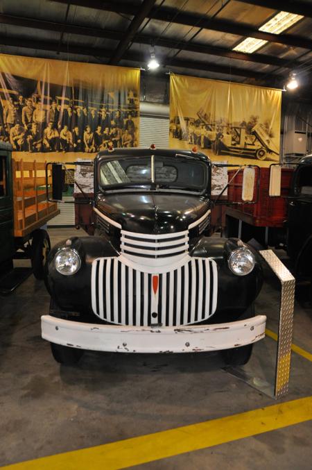 '41-42 Chevy 3/4 ton.