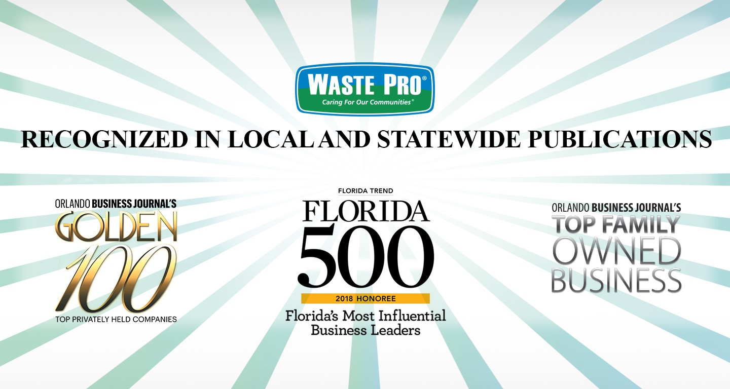 Waste Pro USA – Residential and Commercial Collection Services