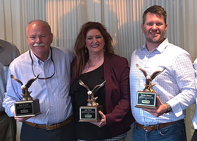 Waste Pro Eagle Award Winners